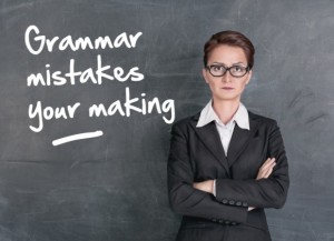 Common Errors in English Grammar